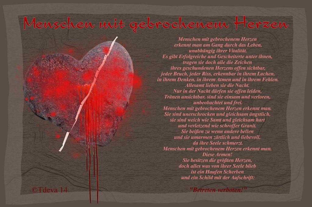 Menschen mit gebrochenem Herzen--®Tdeva 14