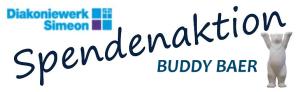 Einen BUDDY BAER für das Diakonie Haus Britz – Spendenaktion