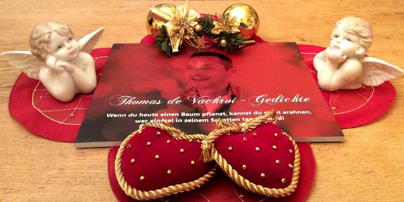 Weihnachten mit Vachroi's Gedichten