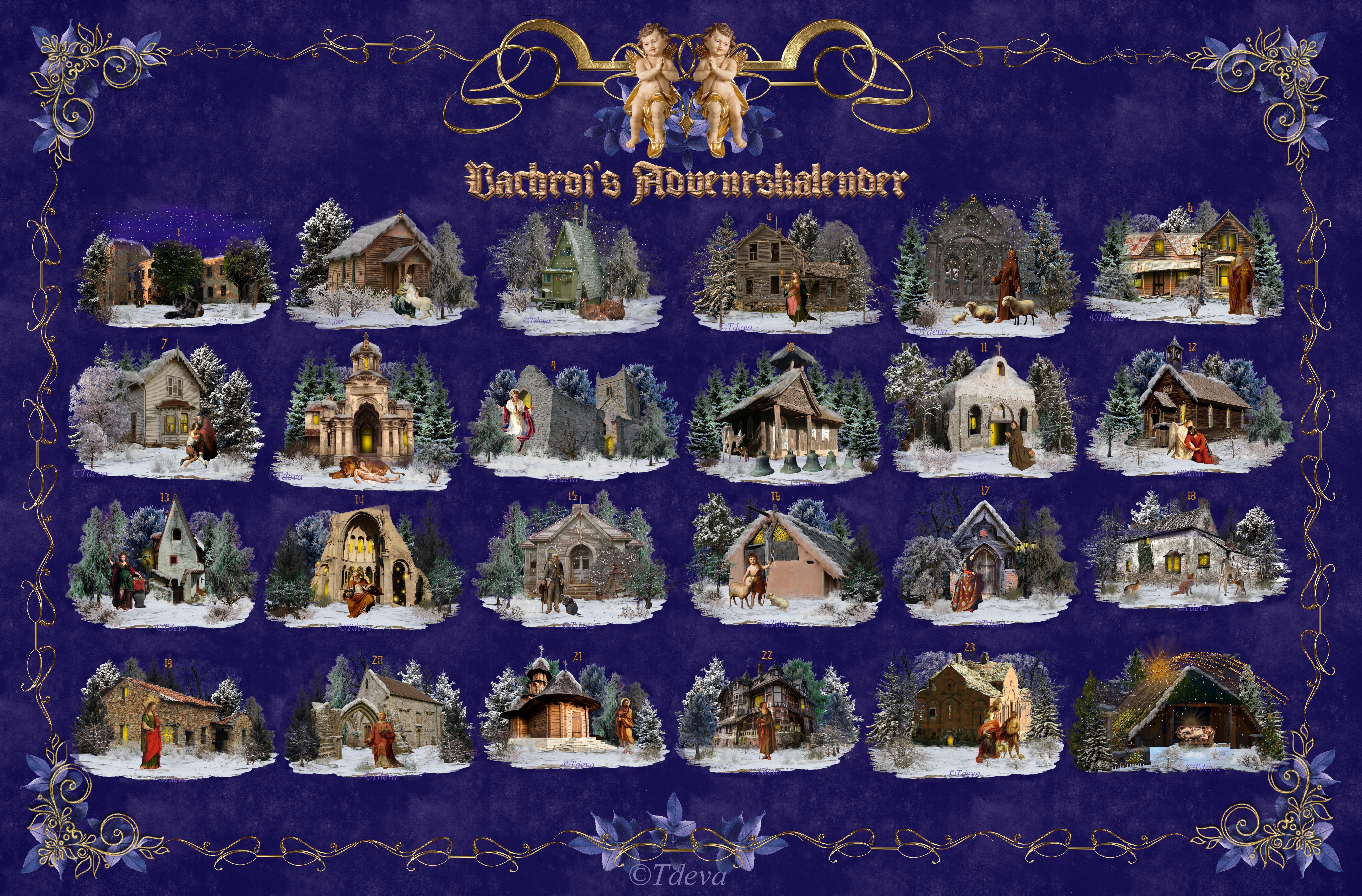 Vachroi's Adventskalender 2015