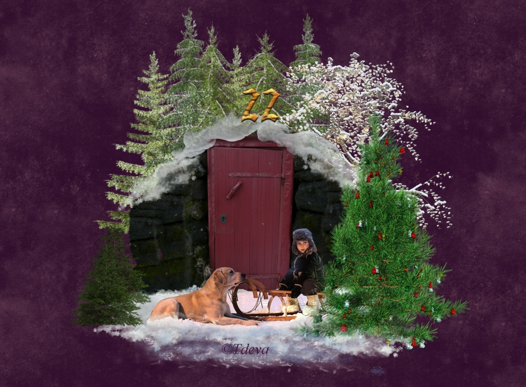 Tdeva14 - 22. Dezember
