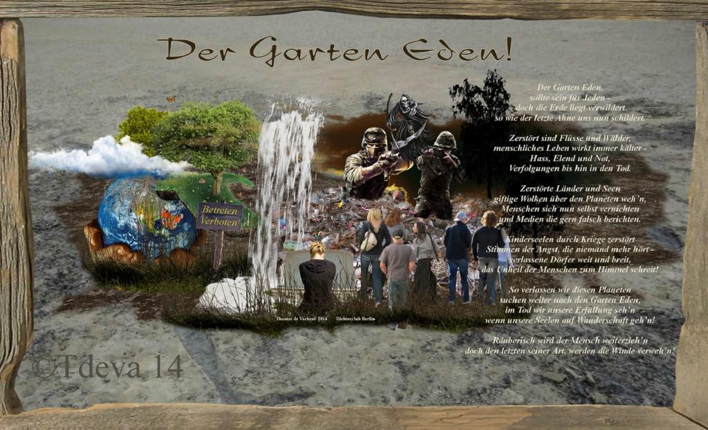 Der Garten Eden!