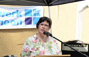 Stellvertretende Superintendentin des Kirchenkreises Neukölln, Cornelia Marquardt