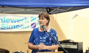Sabine Toepfer-Kataw, Staatssekretärin in der Senatsverwaltung Justiz und Verbraucherschutz