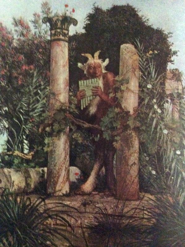 Arnold Böcklin - Tdeva13
