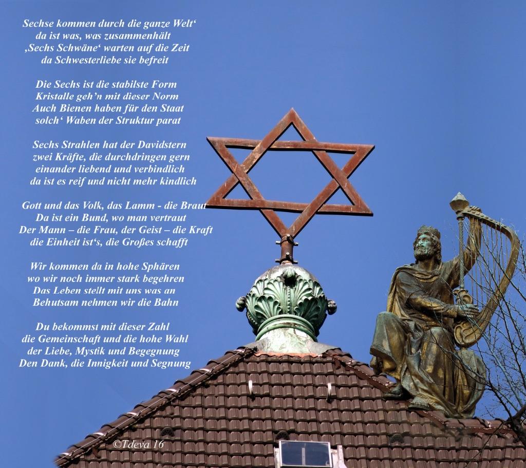 Gedicht von Jürgen Wagner - Grußkarte Thomas de Vachroi